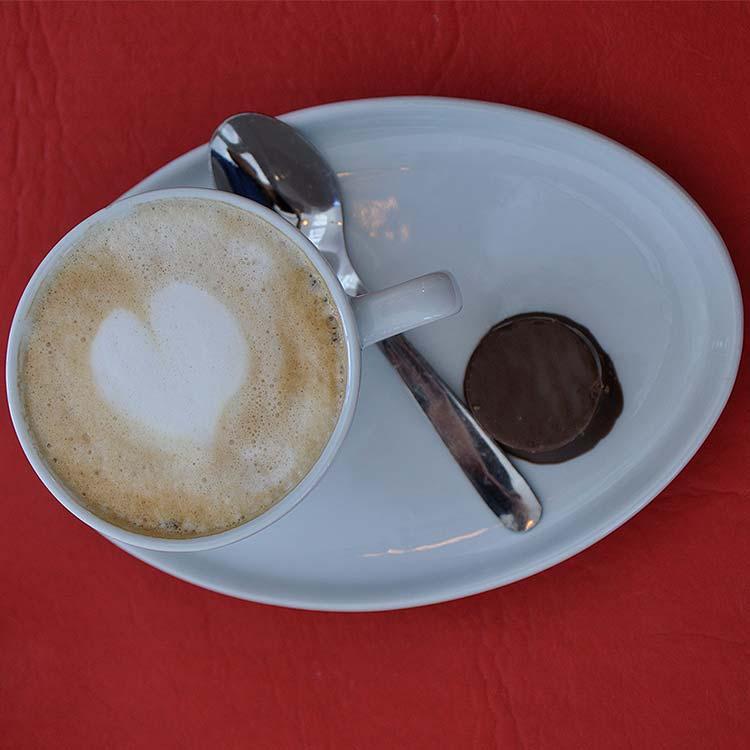 Café con dulzuras